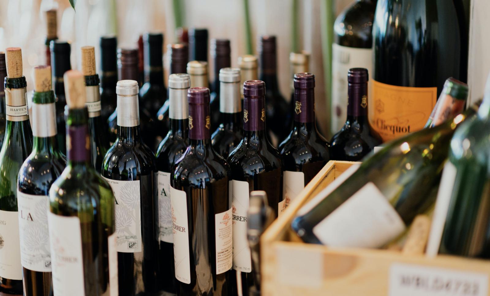 Virgu Wines ©chuttersnap