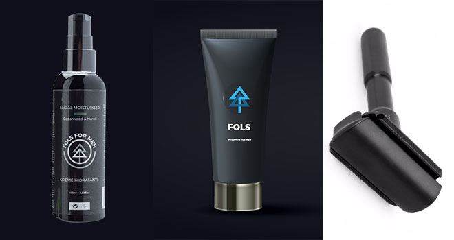 Fols Skincare Portfolio