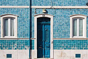 Portuguese Solar Tiles