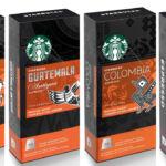 Starbucks Cápsulas Nespresso