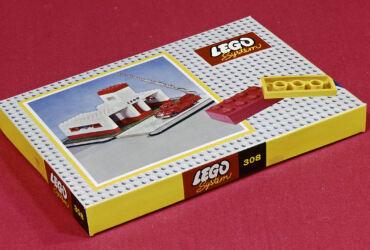 Tijolos LEGO 60 anos
