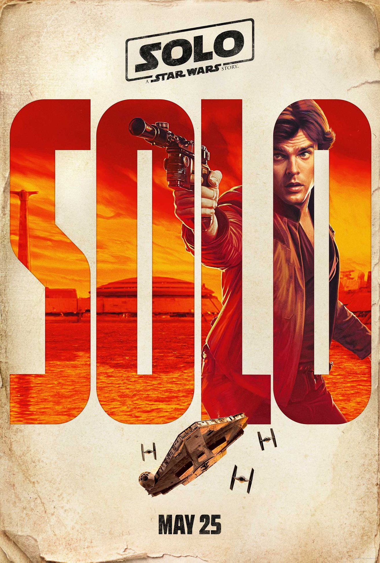 Solo - Star Wars Story