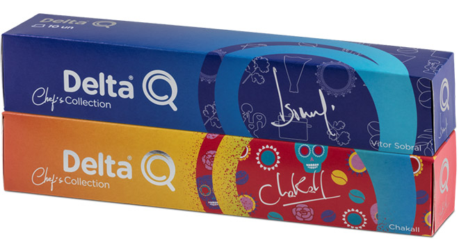 Delta Q Chefs Collection Sleeves