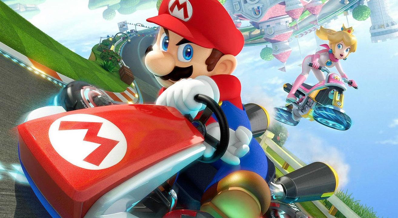 Super Mario Kart Tour