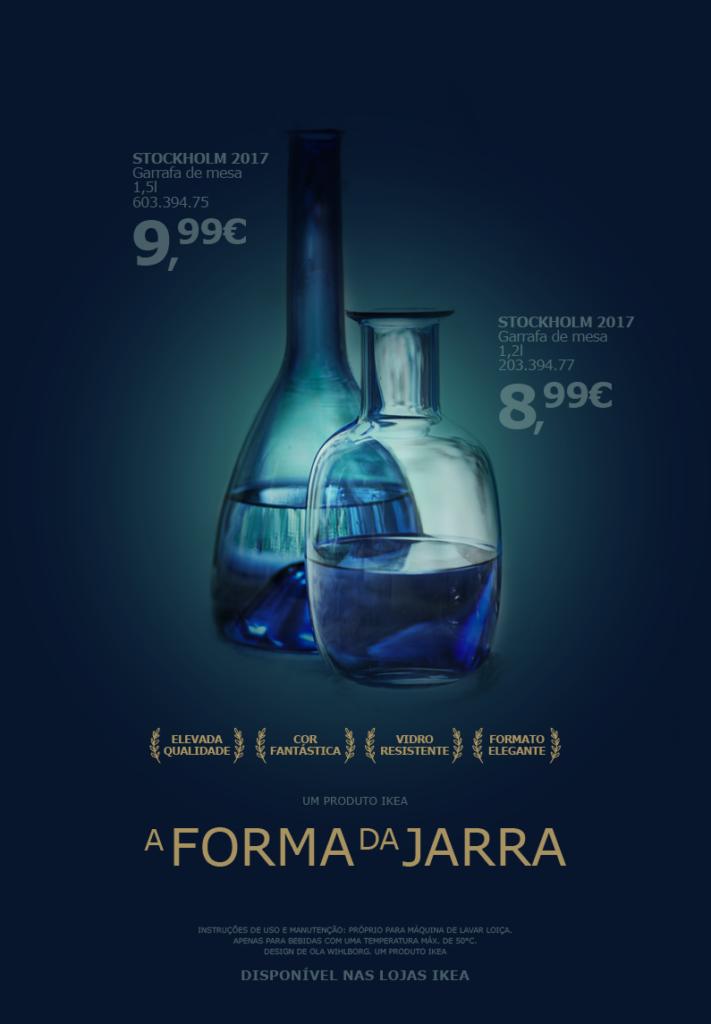 A Forma da Água