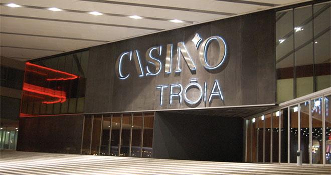 Casino Tróia Páscoa