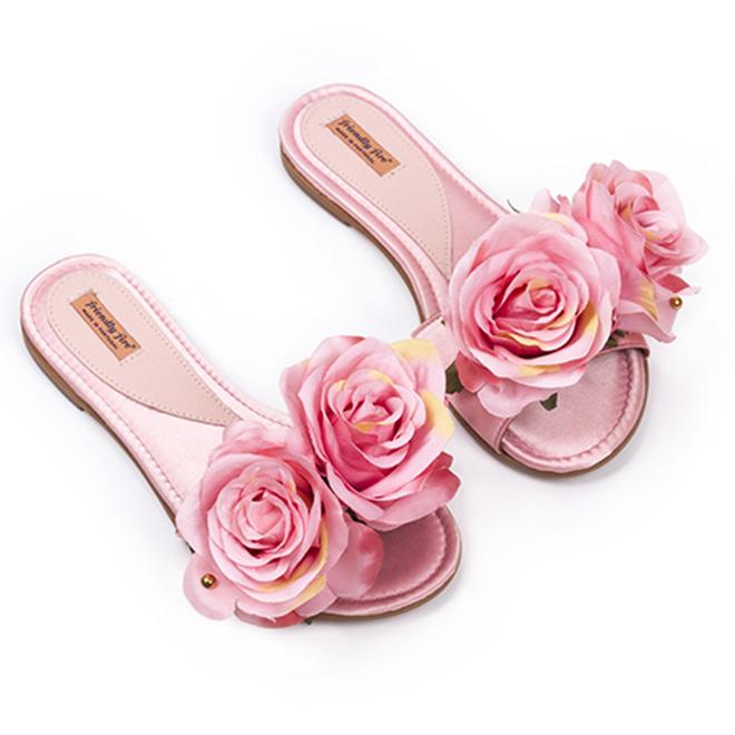 Frida Pink Roses - 115 euros