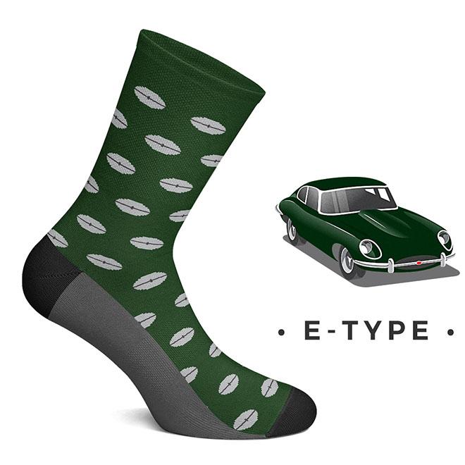 Heel Tread - Jaguar E-Type
