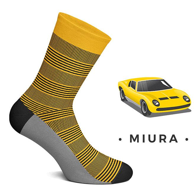 Heel Tread - Lamborghini Miura