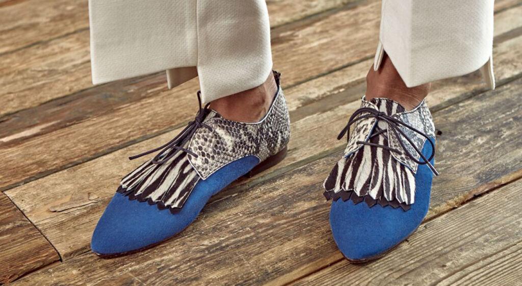 Sapatos Maray Ayu Blue