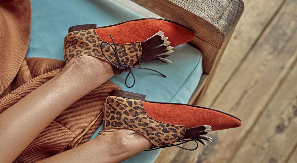Sapatos Maray Ayu Orange