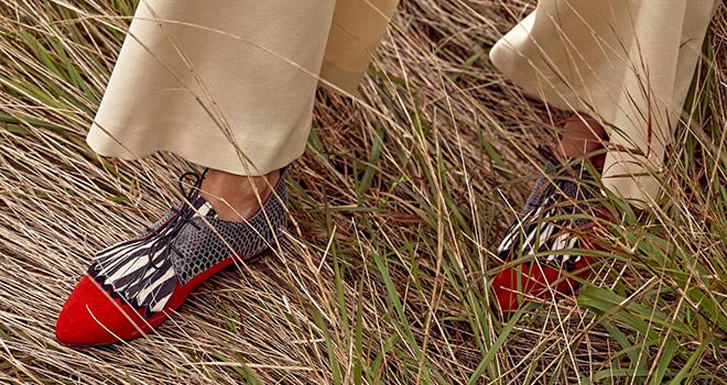 Sapatos Maray Ayu Red