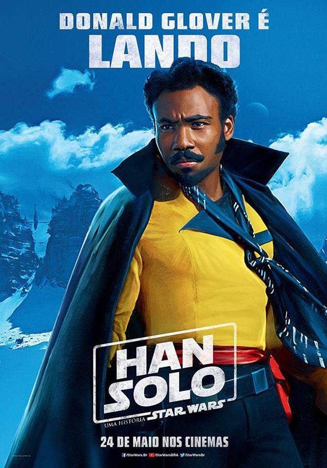 Star Wars Solo: Lando
