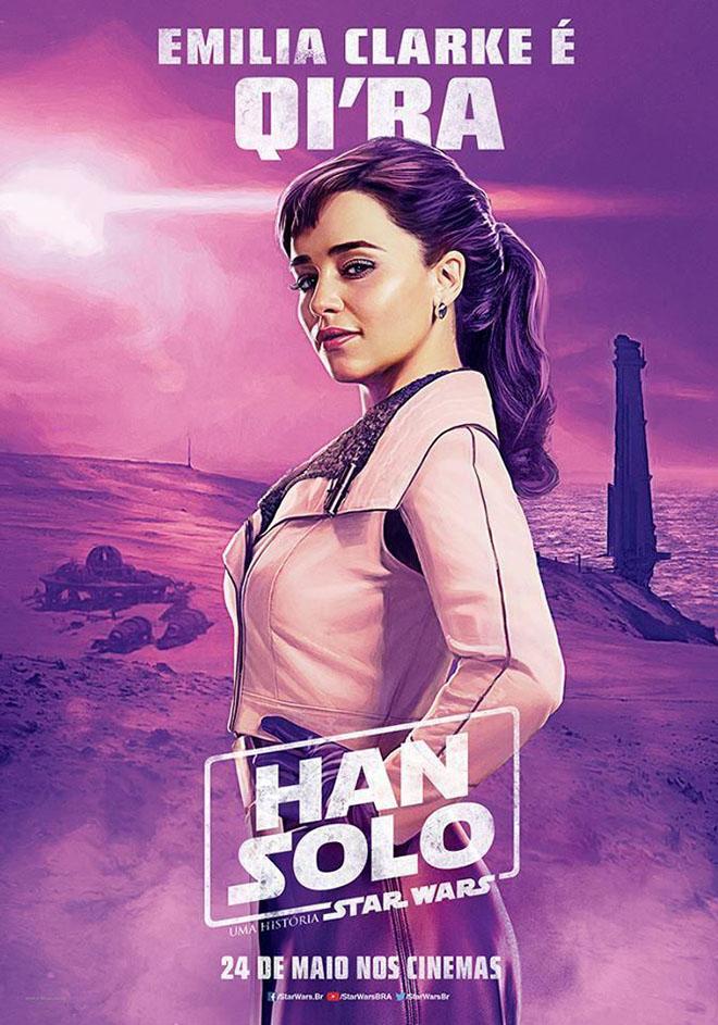 Star Wars Solo: Qi'ra