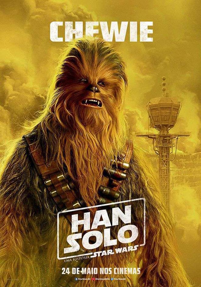 Star Wars Solo: Chewie