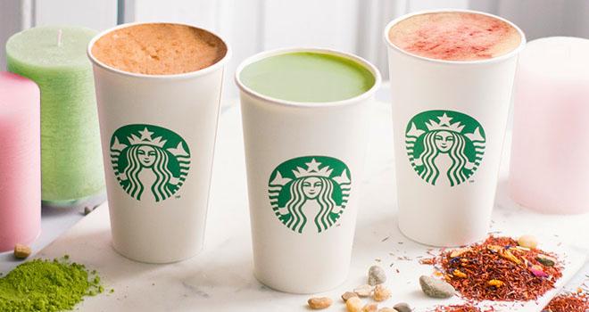 Starbucks Matcha Latte