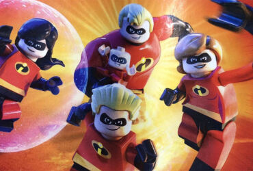 The Incredibles LEGO