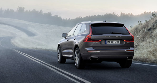 Volvo XC60 - World Car of the Year 2018