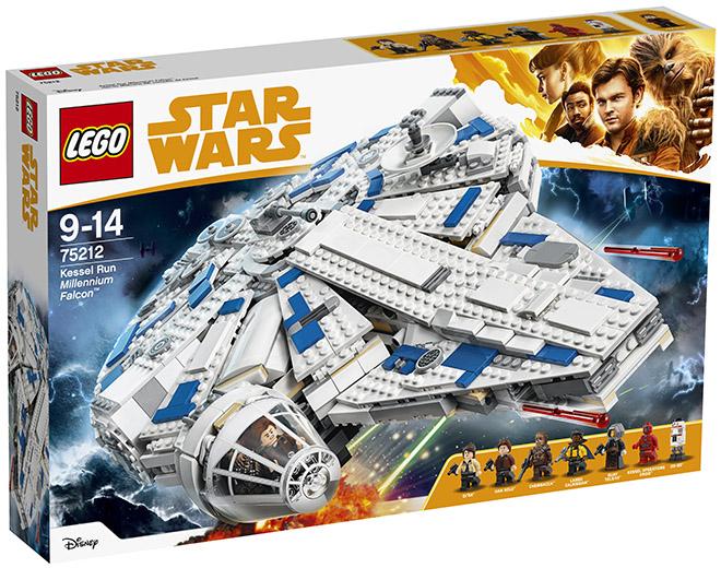 Millenium Falcon LEGO 75212