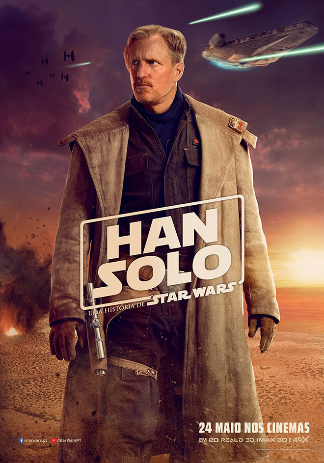 Star Wars Solo Beckett