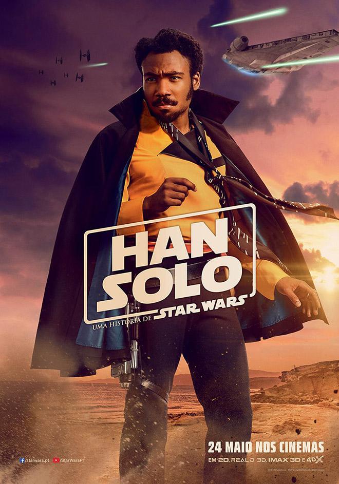 Star Wars Solo Lando