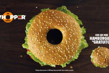 Whopper Donut.
