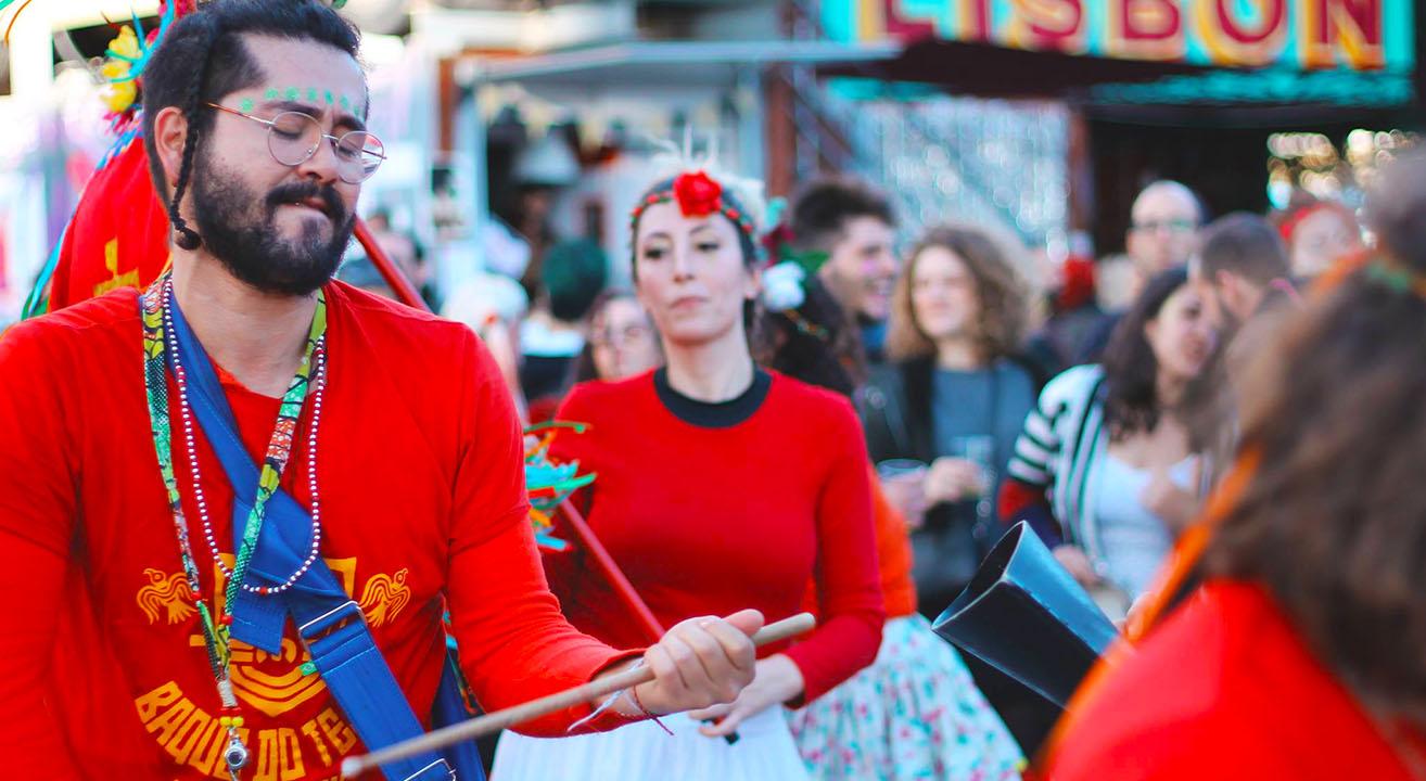 Carnaval Village Underground