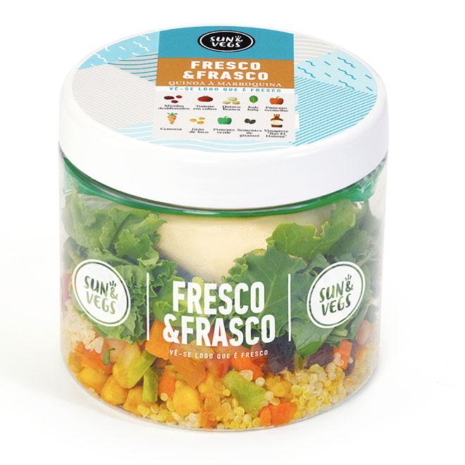 SunVegs Freso Frasco