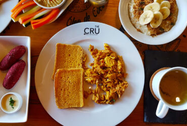 The Cru Brunch Orgânico