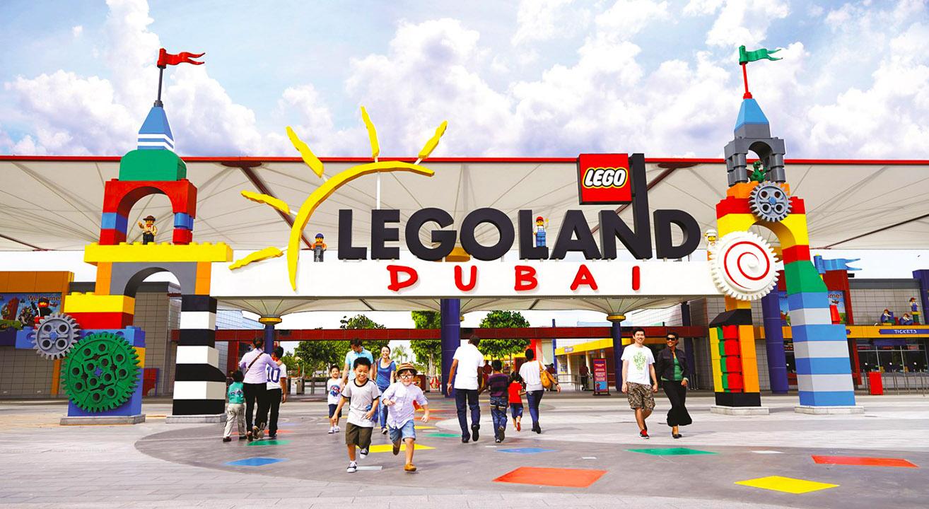 Legoland Dubai Emirates