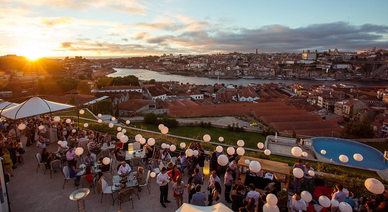 The Yeatman Sunset Wine Parties
