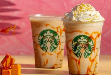 Starbucks Frapuccino Cheesecake