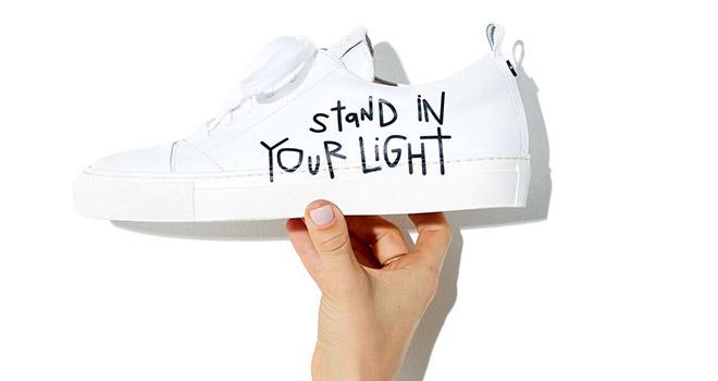 Chelsea Leifken x Josefinas Stand in Your Light