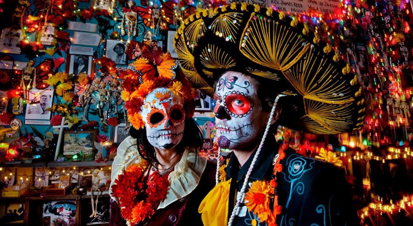 Dia de Los Muertos - Fábrica Braço de Prata