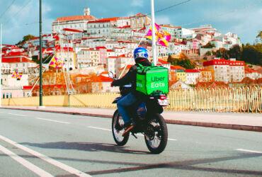 Uber Eats Coimbra