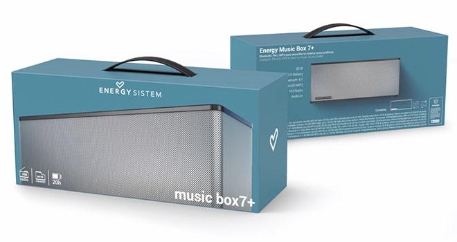 Energy Music Box7+