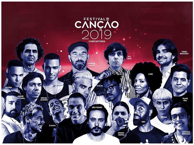 Festival Canção 2019
