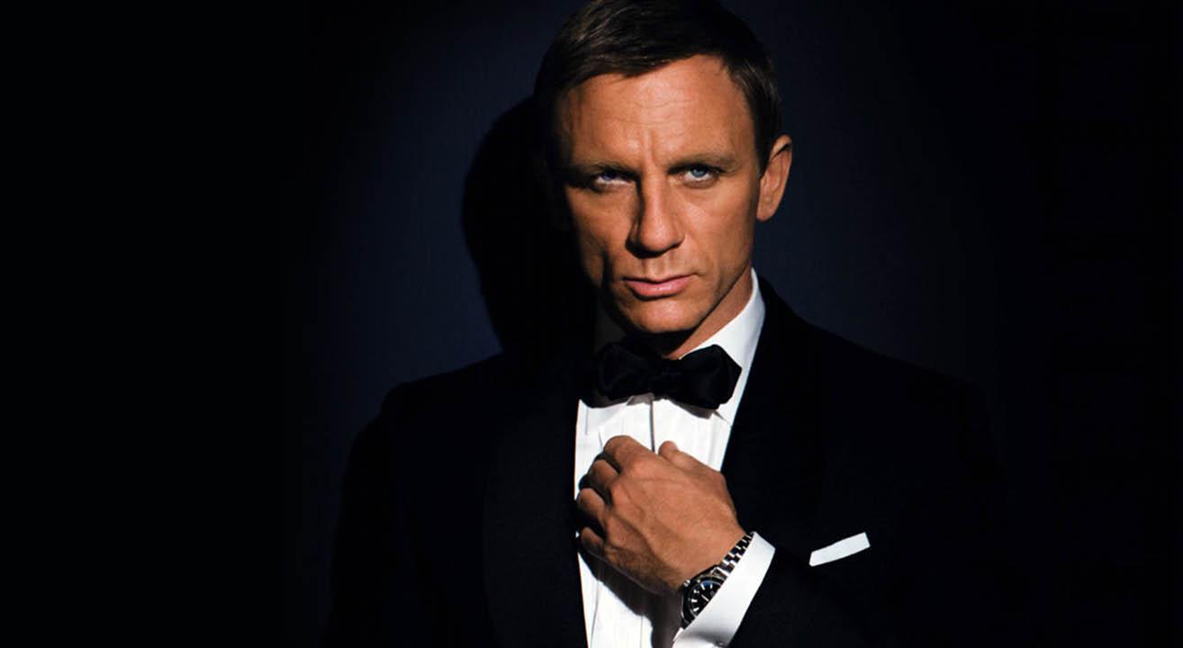 James Bond Holliday Inn 2018