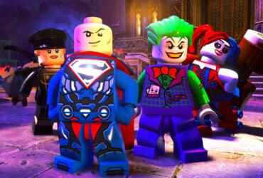 LEGO Super-Villans