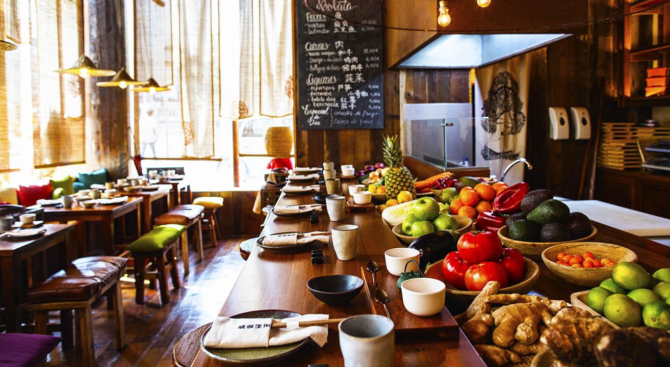 Restaurante Soão Taberna Asiática 1 de Janeiro ©Paulo Barata