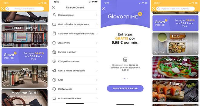 Glovo Prime App
