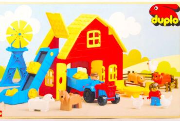 Lego Duplo 50 Anos