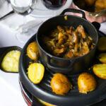 Raclette Fondue Olivier Avenida