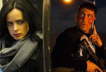 Jessica Jones Punisher cancelados Netflix
