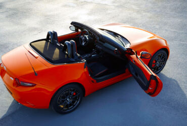 Mazda MX-5 Racing Orange