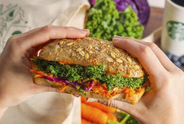 Sandwich Vegan Starbucks