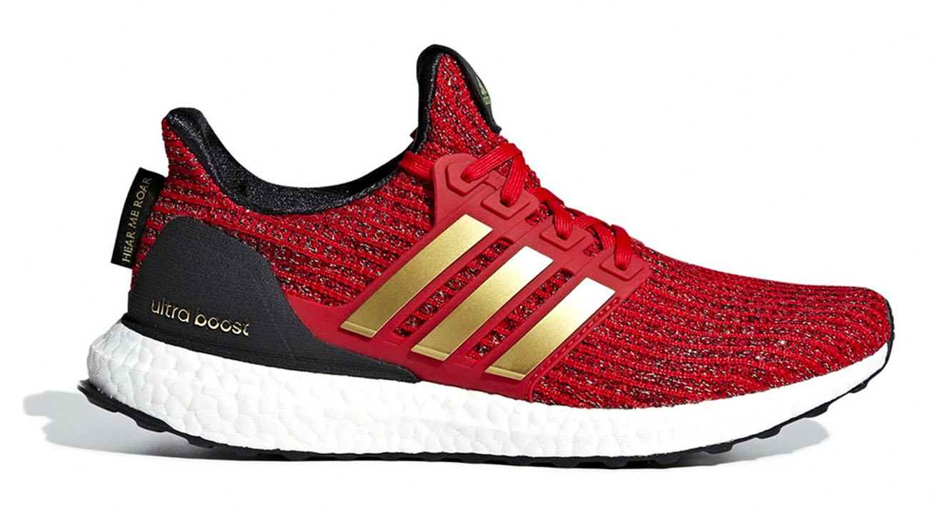 UltraBOOST Adidas Game of Thrones
