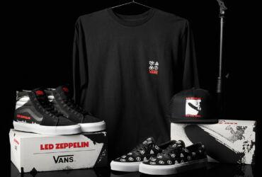 Vans Led Zeppelin
