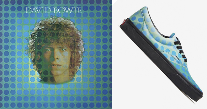 Bowie Vans Space