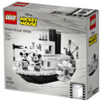 Steamboat Willie LEGO